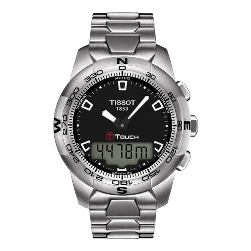 Tissot T-Touch II Stanless Steel