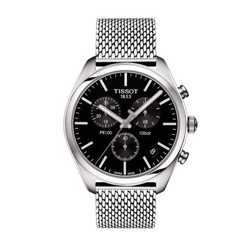 Reloj Tissot PR 100 Chronograph 1014171105101