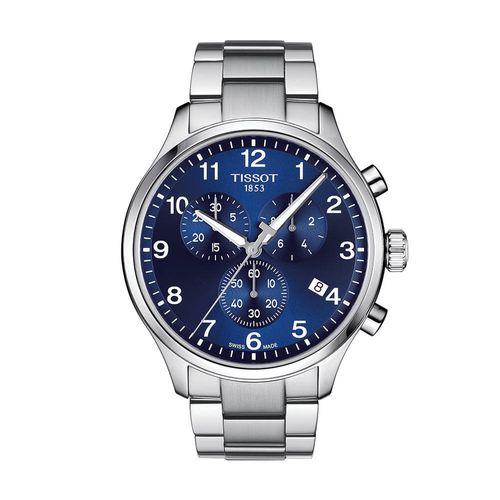 Reloj Tissot Chrono XL Classic para Hombre de Acero 1166171104701