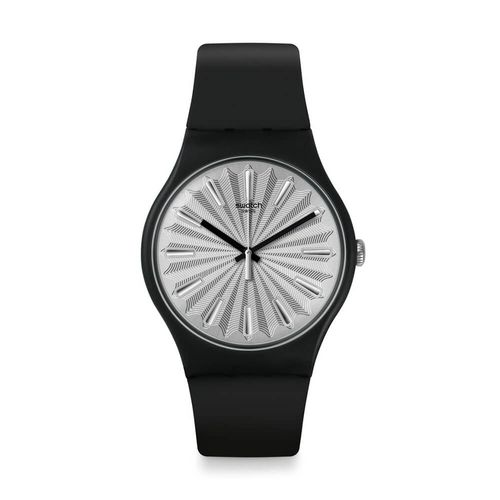 Reloj Swatch SILVER SHIELD