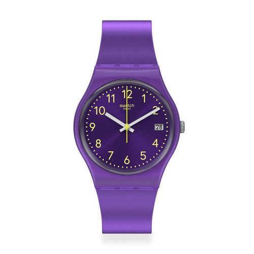 Reloj Swatch PURPLAZING