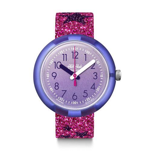 Reloj FlikFlak GLITTER STARS