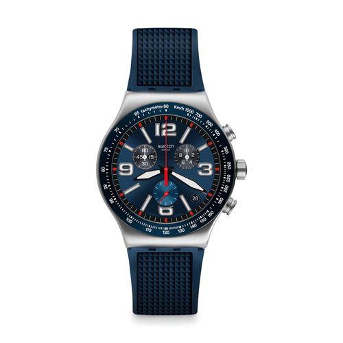Reloj Swatch BLUE GRID