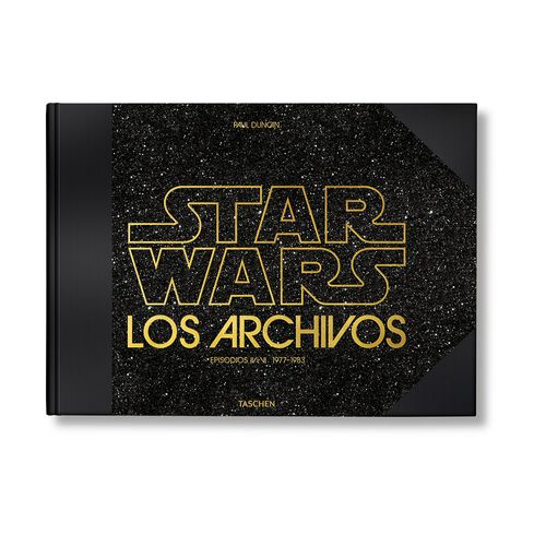 LIBRO TASCHEN STAR WARS Los Archivos