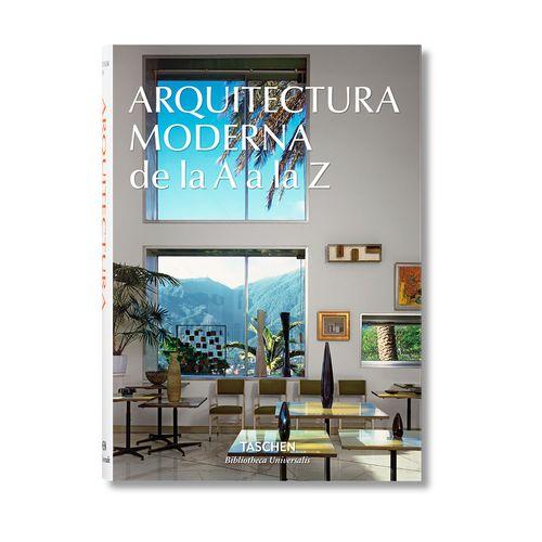 Libro Taschen: Arquitectura moderna de la A a la Z