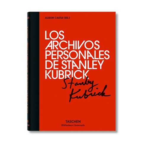 LIBRO TASCHEN Los archivos personales de Stanley Kubrick