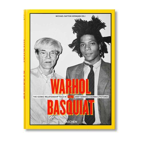 Libro Taschen: Warhol On Basquiat