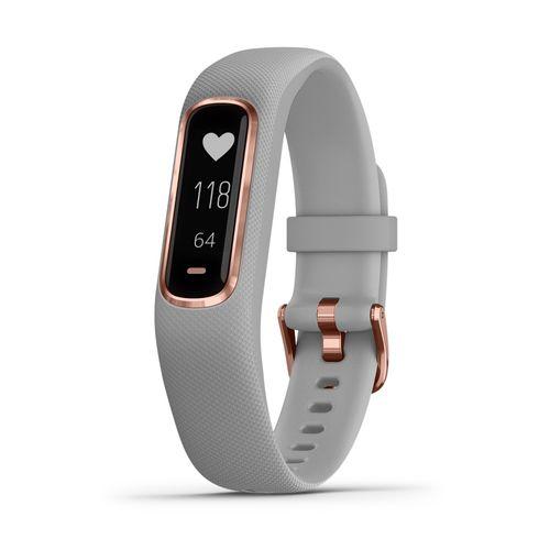 Smartwatch Garmin Vivosmart 4 Gris y Rose