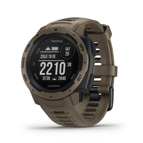 Smartwatch Garmin Instinct Tactical Coyote Tan