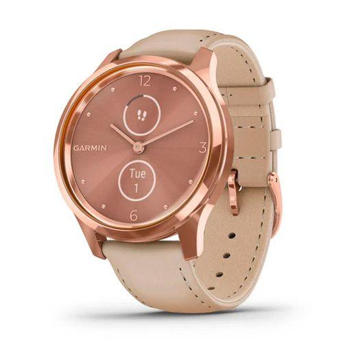 Smartwatch Garmin Vivomove Luxe Rose