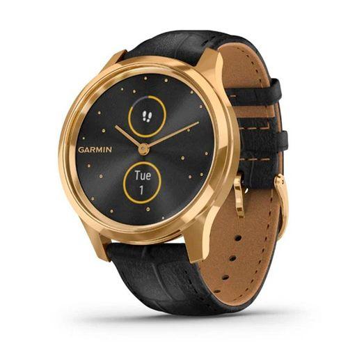 Smartwatch Garmin Vivomove Luxe Dorado