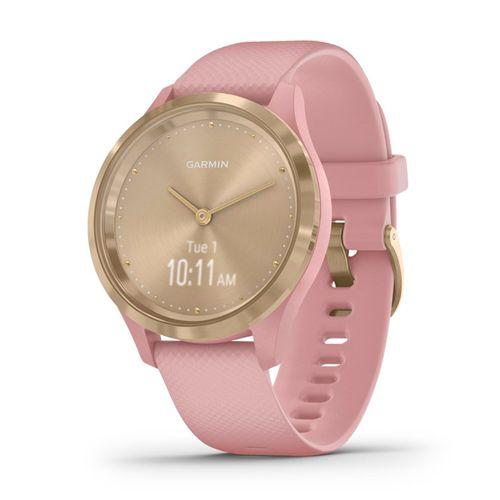 Reloj Garmin Vivomove 3S Champagne / Rose