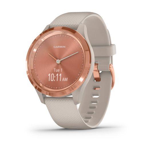 Reloj Garmin Vivomove 3S Rose/Tundra
