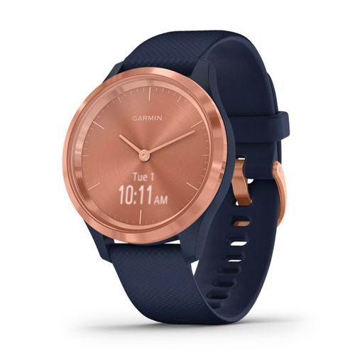 Reloj Garmin Vivomove 3S Azul / Dorado