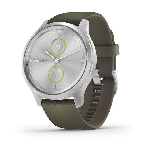 Smartwatch Garmin Vivomove Style Plata
