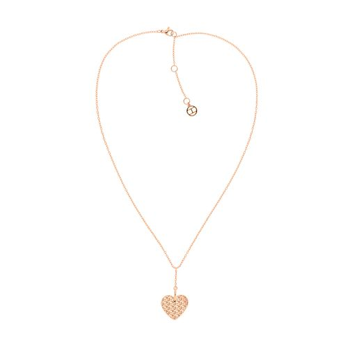 Colgante Tommy Hilfiger Rose Gold Heart