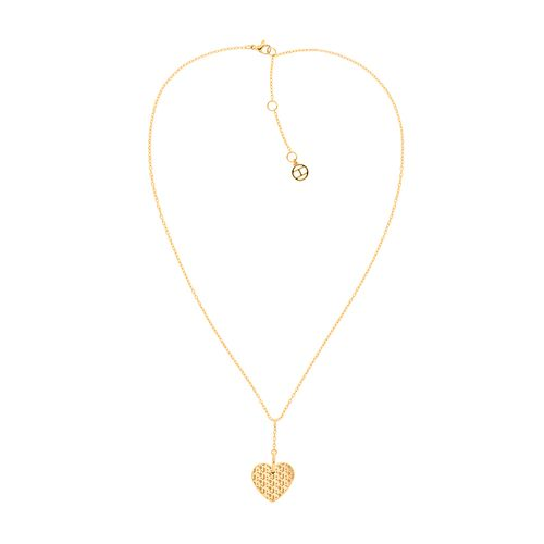 Colgante Tommy Hilfiger Gold Heart