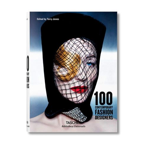 Libro TASCHEN 100 Contemporary Fashion Designers