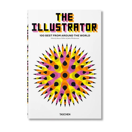 Libro Taschen: The Illustrator