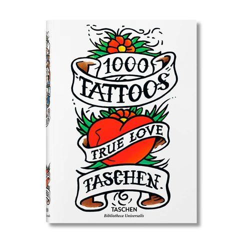 Libro Taschen: 1000 Tattoos