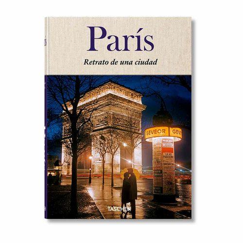 Libro Taschen: Paris retrato de una ciudad