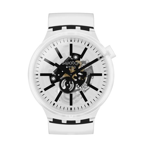 Reloj Swatch BLACKINJELLY