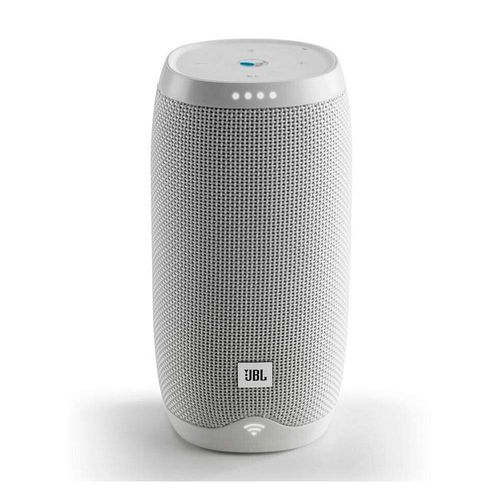 Parlante JBL Link 10 Voice Activated White