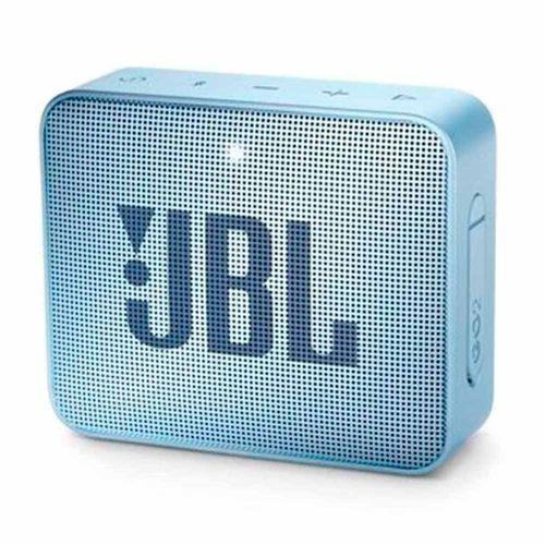 Parlante JBL Bluetooth JBL Go 2 Cyan