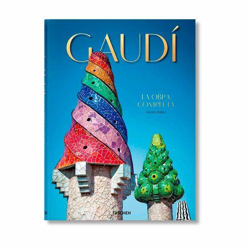 Libro Taschen: Gaudí. La obra completa