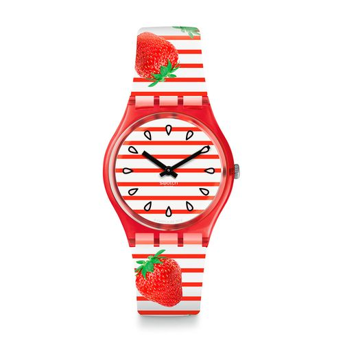 Reloj Swatch Toile Fraisee