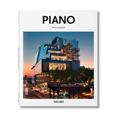 Libro  Renzo Piano TASCHEN LI836560771