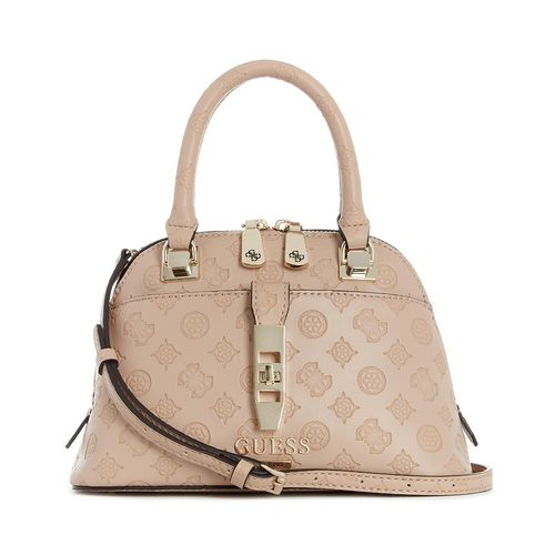 CARTERA GUESS PEONY CLASSIC SMALL DOME SATCHEL