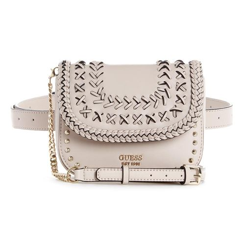 MINI BAG GUESS HIPPIE LUX MINI CONVERTIBLE XBD BELT