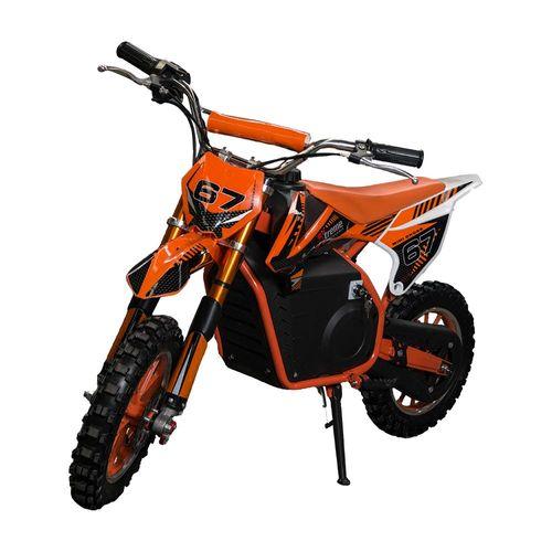 Moto Eléctrica Mini Cross 500 W