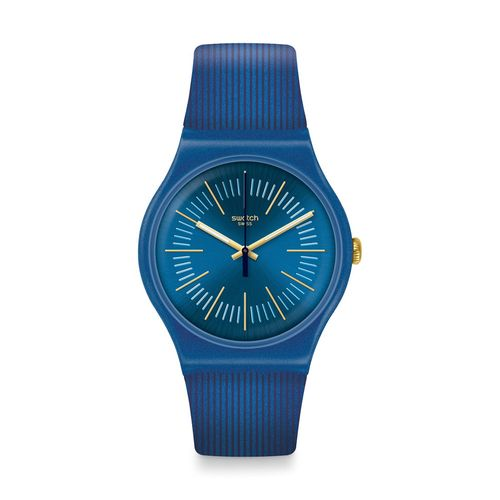 Reloj Swatch CYDERALBLUE