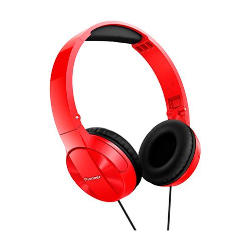 Auriculares Pioneer On Ear Pure Sound Series Red PIOSEMJ503R