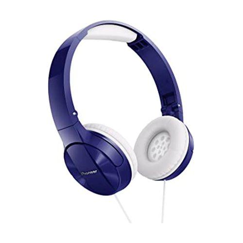 Auricualres Pioneer Headphone On Ear Pure Soun Blue PIOSEMJ503L