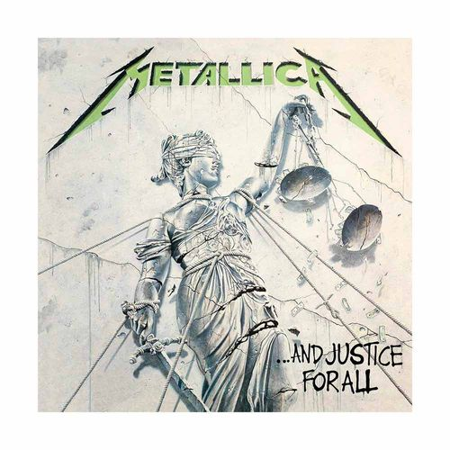 Disco de Vinilo Metallica And Justice For All (Remasterizado)