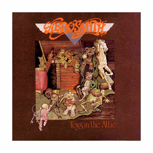 Disco de Vinilo Aerosmith, Toys In The Attic