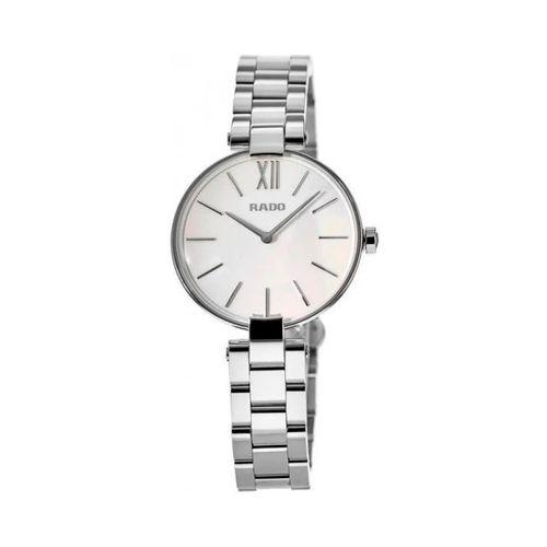 Reloj Rado R22850013 M Coupole blanco