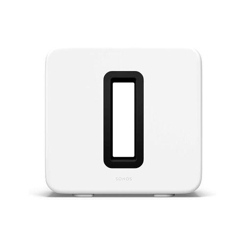 Sonos Sub G3 White Wireless Deep Base Subwoof