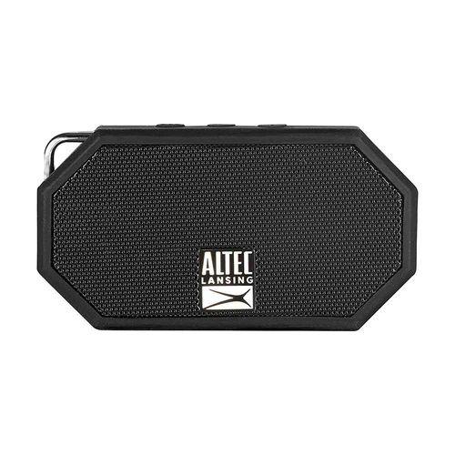 Parlante Altec Lasing Mini H2O Bluetooth Waterprof Black ALTLASMH2ONE
