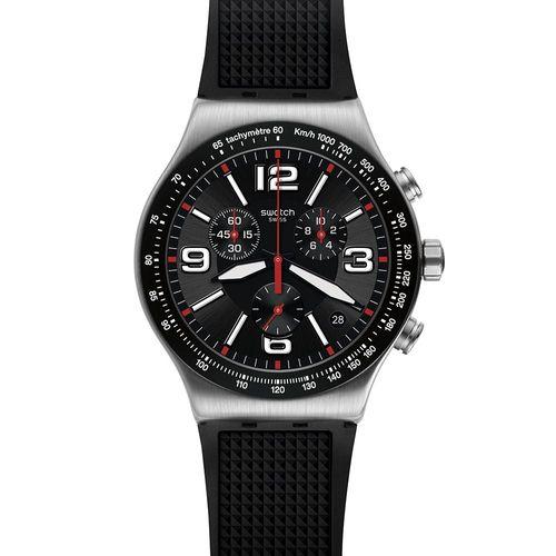 Reloj Swatch VERY DARK GRID