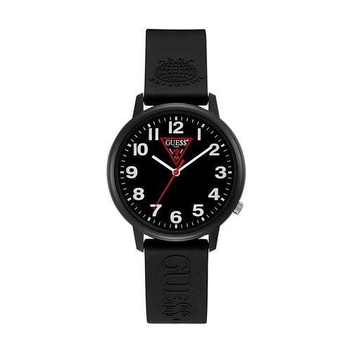 Reloj Guess de Silicona Negro V1002M1