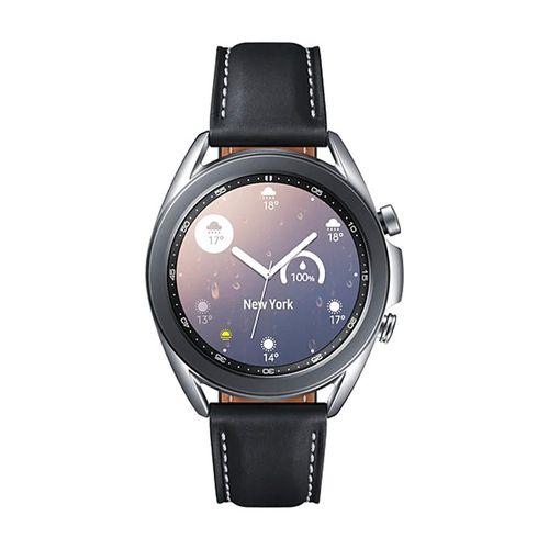 Smartwatch Samsung Galaxy Watch3 de cuero Negro SMR850NZSAARO
