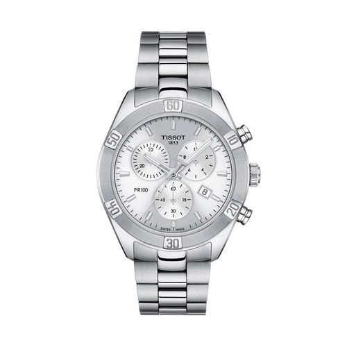 Reloj Tissot PR 100 Sport Chic Chronograph