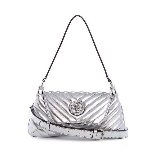 Cartera Guess Shoulder Bag Silver GSMY766320SIL