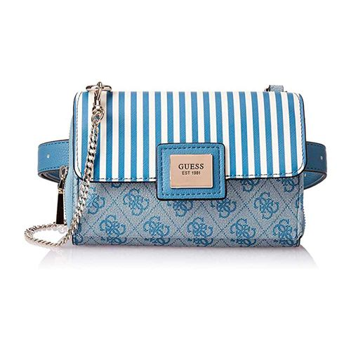 CARTERA GUESS CONVERTIBLE XBDY BELT BAG SKY