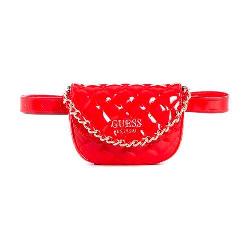 Cartera Guess Belt Bag Red