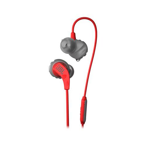Auriculares JBL Endurance Run Wired In ear Red